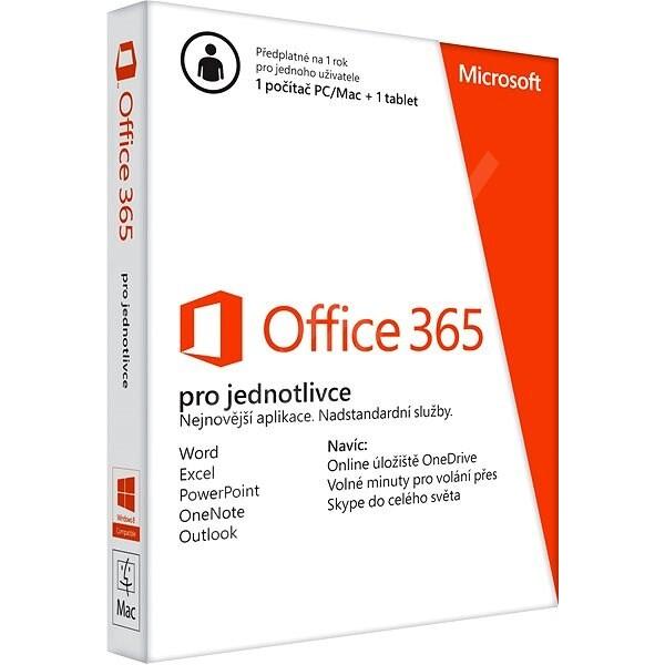 Microsoft Office 365 Personal CZ (QQ2-00602)