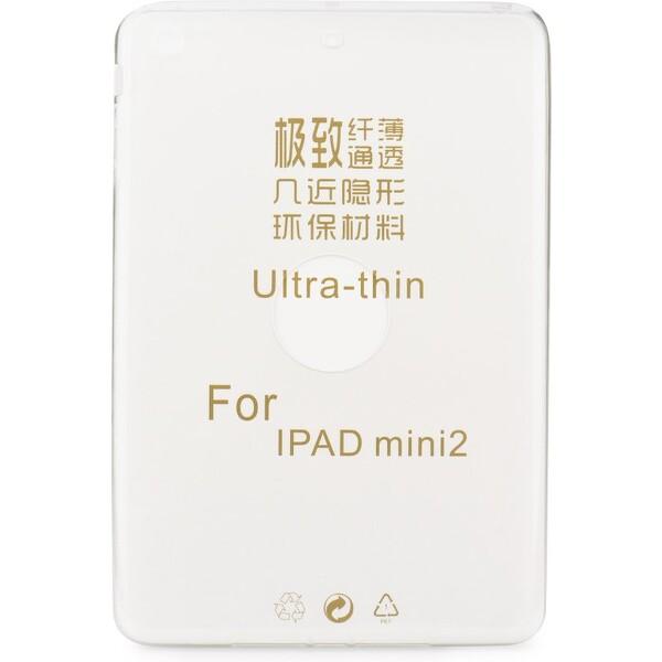 Smarty ultratenké TPU pouzdro 0,3mm Apple iPad Mini 1/2/3 čiré