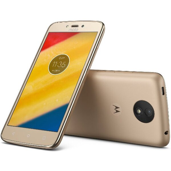 Motorola Moto C Dual SIM LTE zlatá