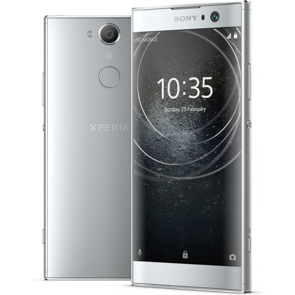 Sony Xperia XA2 Dual SIM Stříbrná