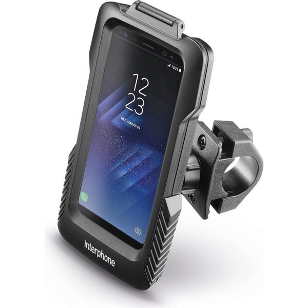 Voděodolné pouzdro Interphone pro Samsung Galaxy S8 SMGALAXYS8 Černá