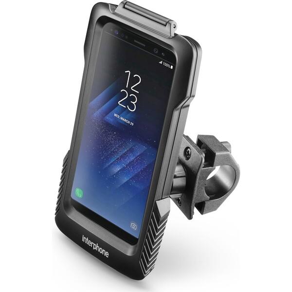 Voděodolné pouzdro Interphone pro Samsung Galaxy S8 Plus SMGALAXYS8PLUS Černá