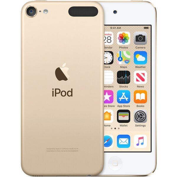 Apple iPod touch 32GB (2019) Zlatá