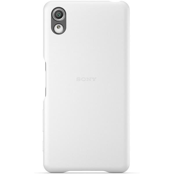 Pouzdro Sony SBC30 Style Back Cover Xperia XP bílé Bílá
