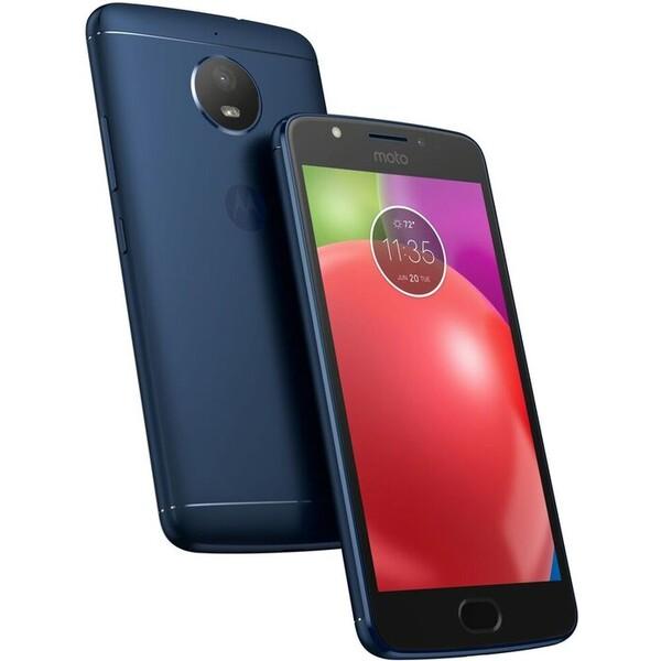 Motorola Moto E Dual SIM LTE modrá