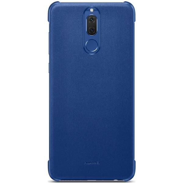 Huawei Original kožené pouzdro Huawei Mate 10 Lite modré Modrá