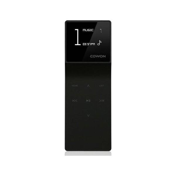 Cowon iAudio E3 8GB Černá