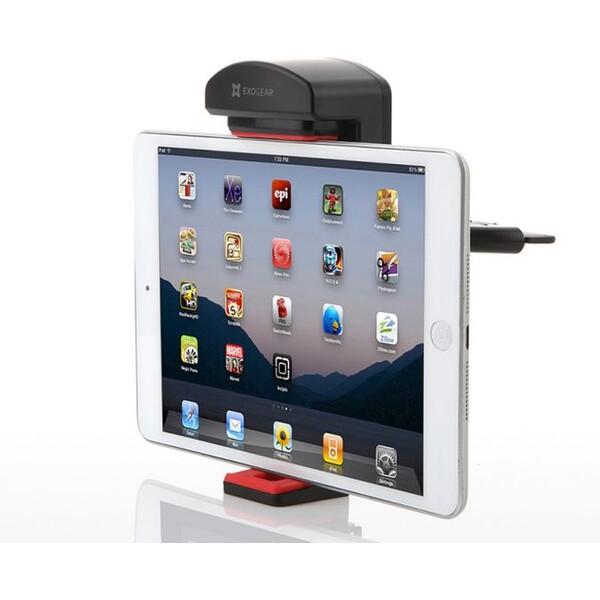 Exogear ExoMount Tablet držák do CD přehrávače pro tablety a smartphony