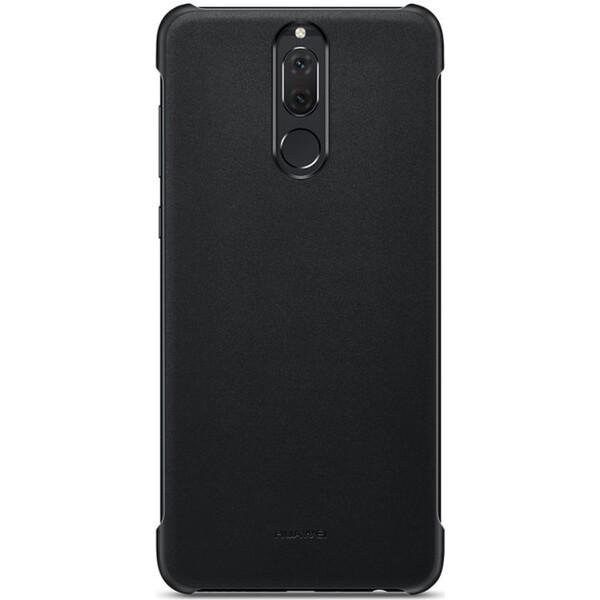 Huawei Original kožené pouzdro Huawei Mate 10 Lite černé Černá
