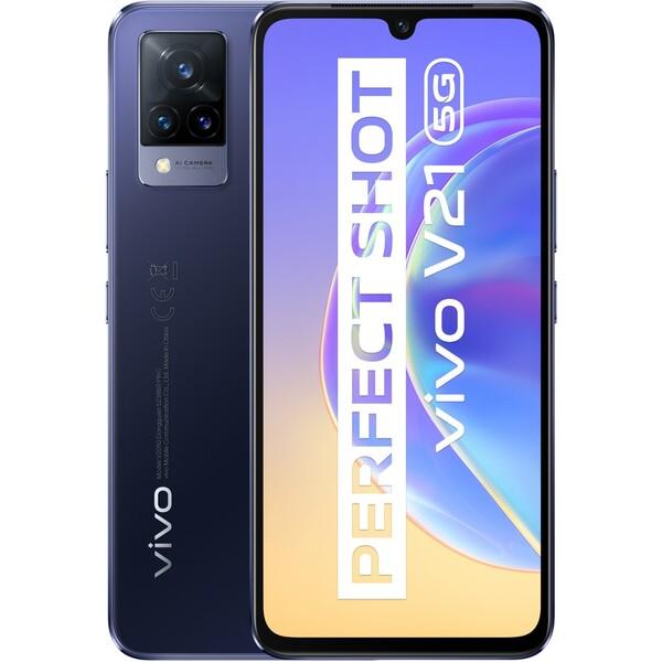VIVO V21 5G Dusk Blue