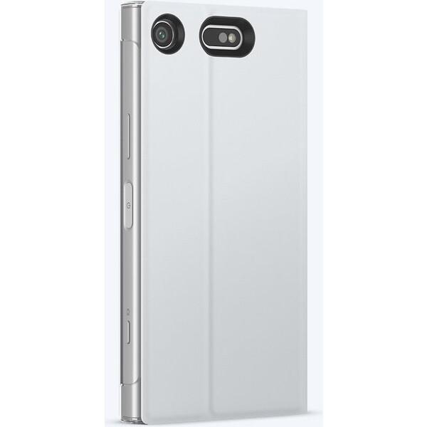 Sony Style SCSG60 flipové pouzdro Sony Xperia XZ1Compact bílé
