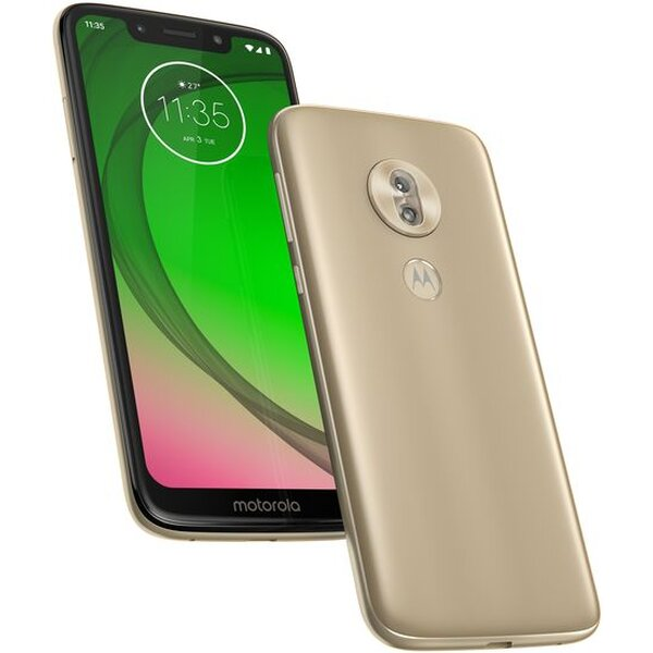Motorola Moto G7 Play Zlatá