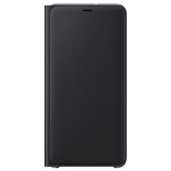 Samsung flip pouzdro Samsung Galaxy A7 (2018) EF-WA750PBEGWW Černá