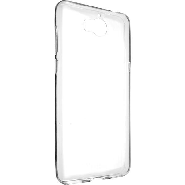 Pouzdro Ultratenké TPU gelové FIXED Skin Huawei Y5 2017  Y6 2017 0 87424770688