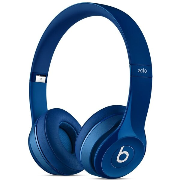 Beats by Dr. Dre Solo 2 modrá (2015)