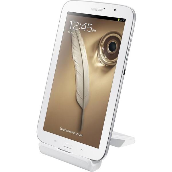 Samsung dokovací stanice pro tablety microUSB (11pin) bílá EE-D100TNWEGWW Bílá