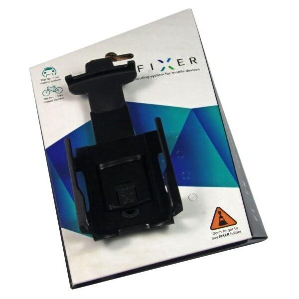 FIXER držák pro Samsung Galaxy Alpha FIXH376 Černá