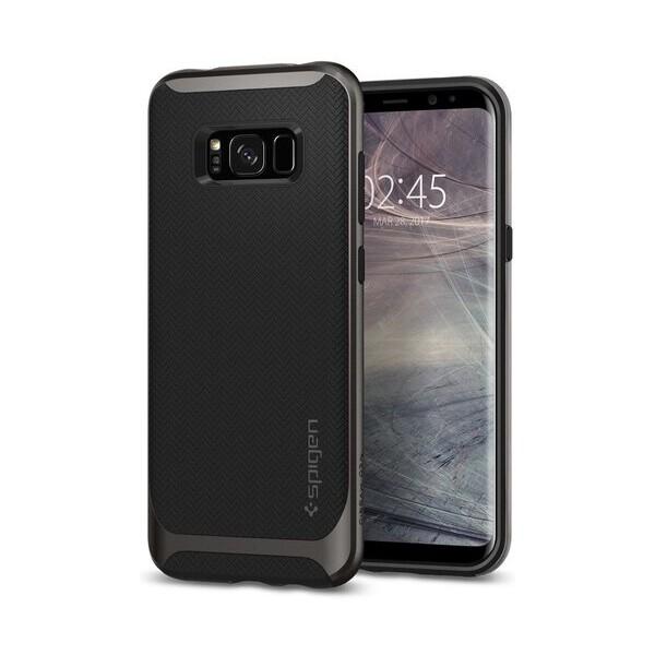 Spigen Neo Hybrid kryt Samsung Galaxy S8+ šedý