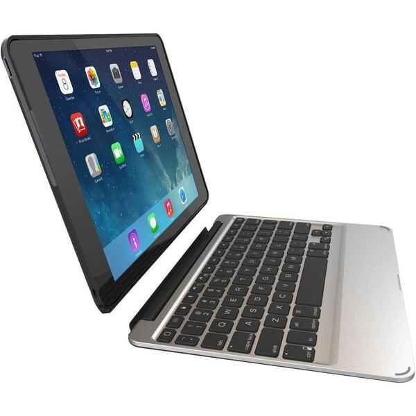 ZAGG Slim Book klávesnice a zadní kryt Apple iPad Air 2 černý