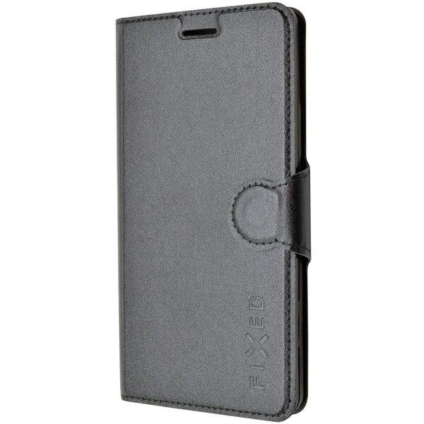FIXED flip pouzdro Lenovo A536 černé
