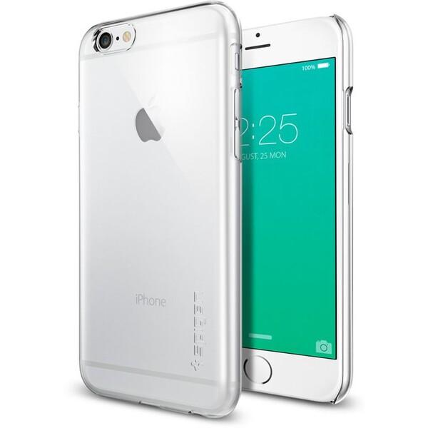 Spigen Thin Fit ultratenký kryt iPhone 6S/6 čirý