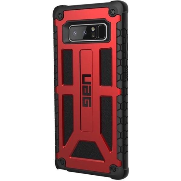 Pouzdro UAG Monarch case Samsung Galaxy Note 8 Červená