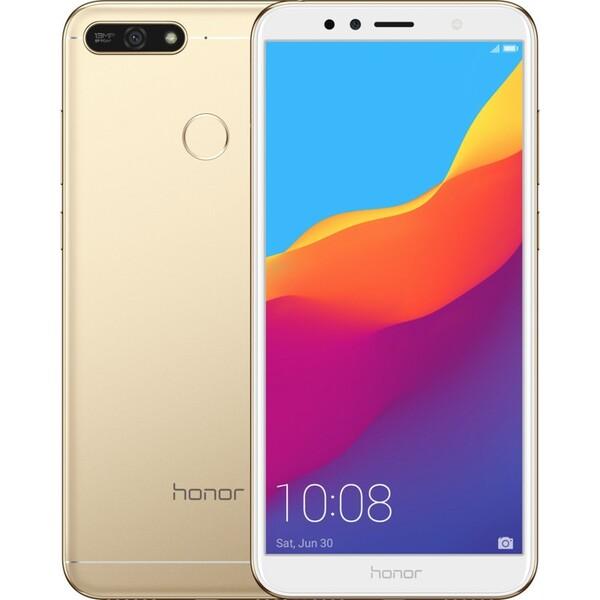 Honor 7A 3GB/32GB Dual SIM LTE 51092RBN Zlatá