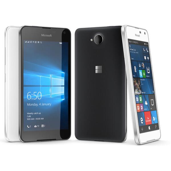 Microsoft Lumia 650 Dual SIM LTE bílá