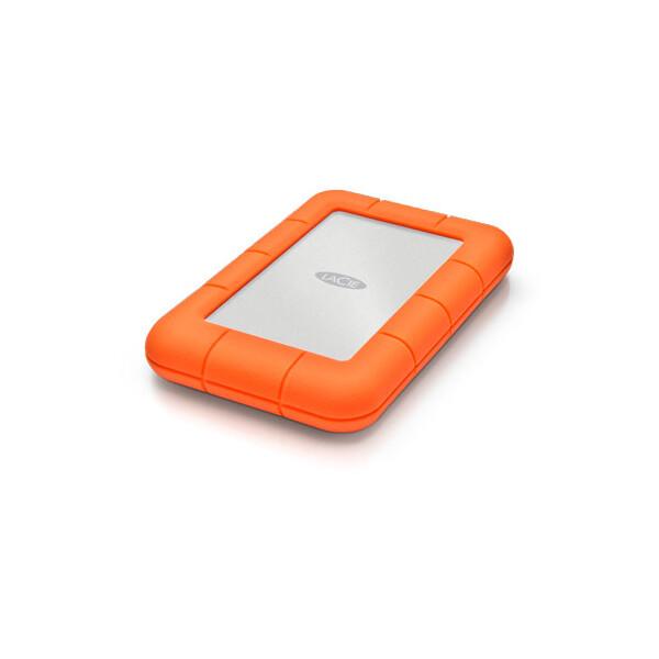 Lacie Rugged 2TB HDD USB 3.0 oranžový