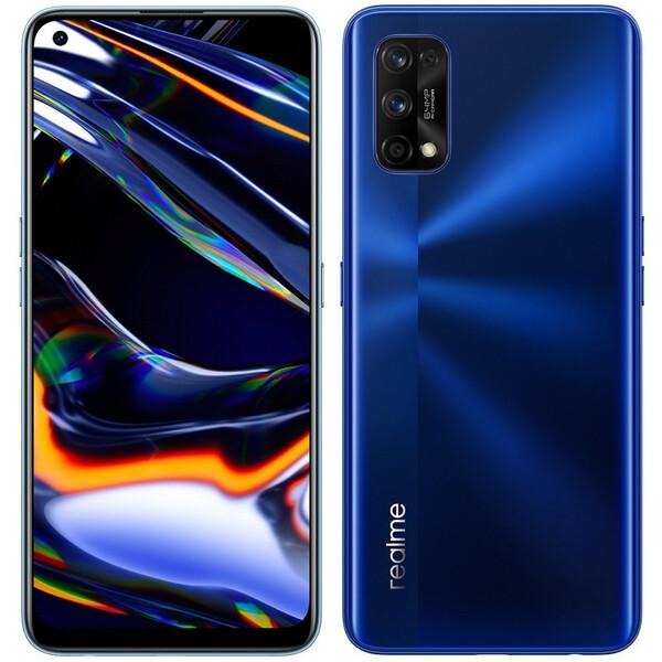 Realme 7 Pro 8GB+128GB Dual SIM Mirror Blue