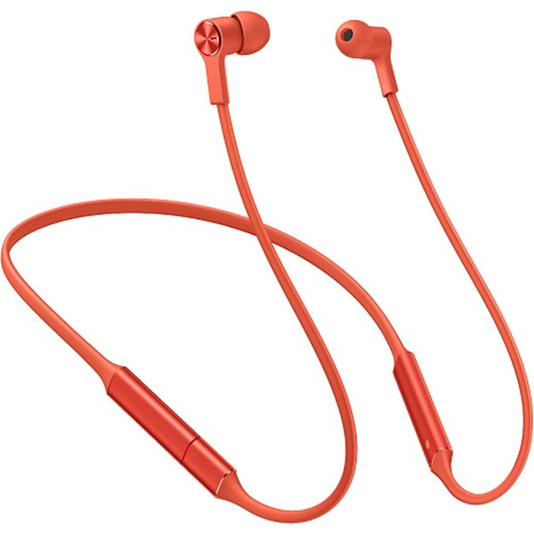 Huawei FreeLace sluchátka oranžová