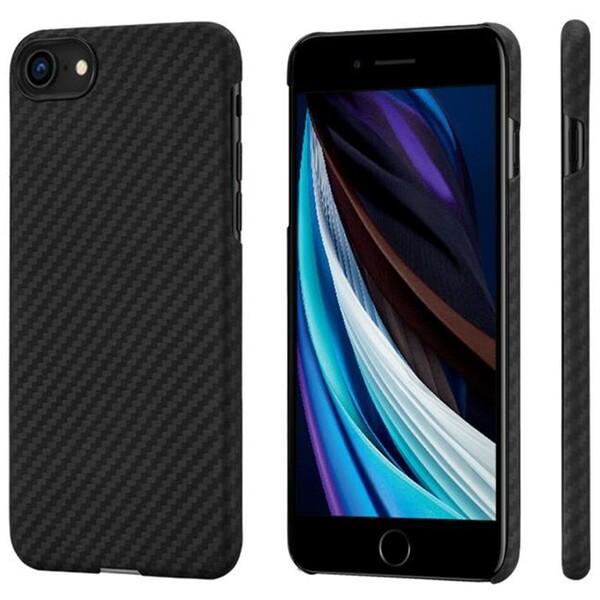 Pitaka MagEZ kryt Apple iPhone SE (2020) černý/šedý