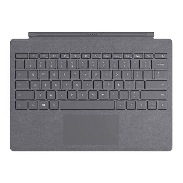 Microsoft Surface Signature Type Cover kryt s klávesnicí Surface Pro CZ šedý