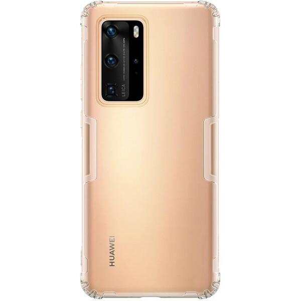 Nillkin Nature TPU Pouzdro Huawei P40 Pro čiré