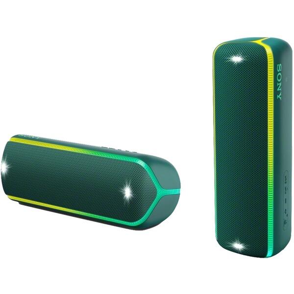 Sony SRS-XB32 Zelená