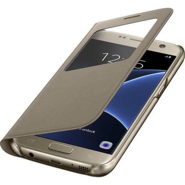Samsung EF-CG930PF Zlatá