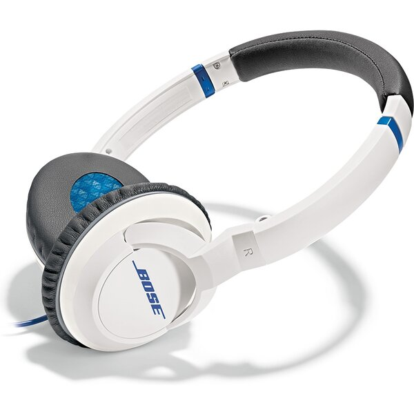 Bose SoundTrue On Ear Bílá