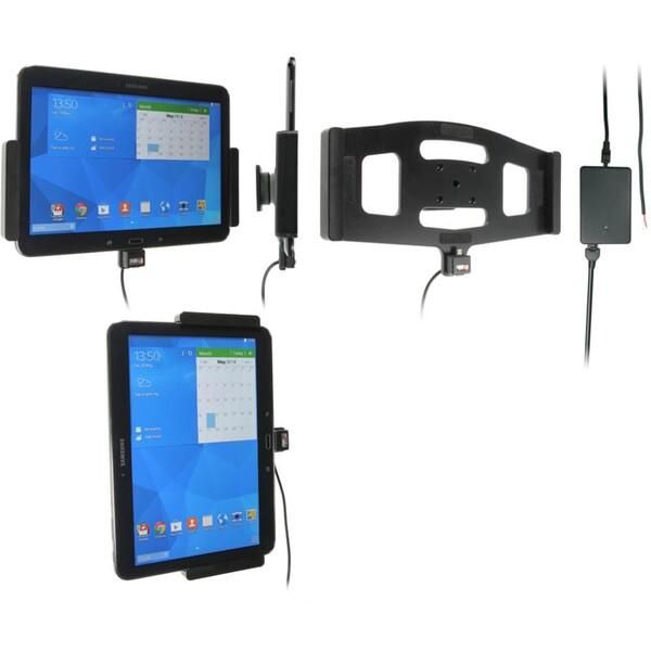 Brodit držák do auta Samsung Galaxy Tab 4 10.1 se skrytým nabíjením v palubní desce