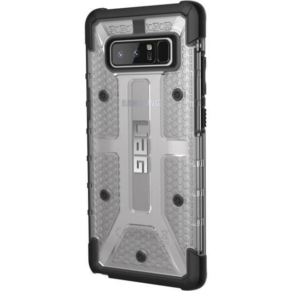 Pouzdro UAG plasma case Ice Galaxy Note 8 clear Čirá