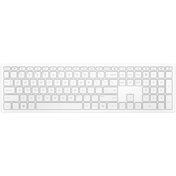 HP Pavilion Wireless 600 White klávesnice CZ