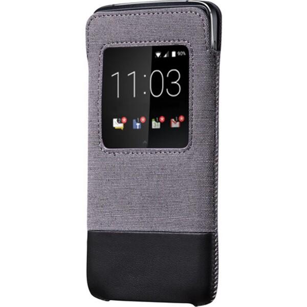 Pouzdro BlackBerry ACC-63006-001 šedo-černé Šedá