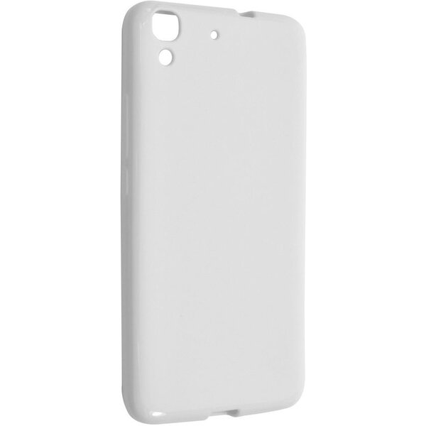 FIXED TPU pouzdro Lenovo Vibe Shot bílé