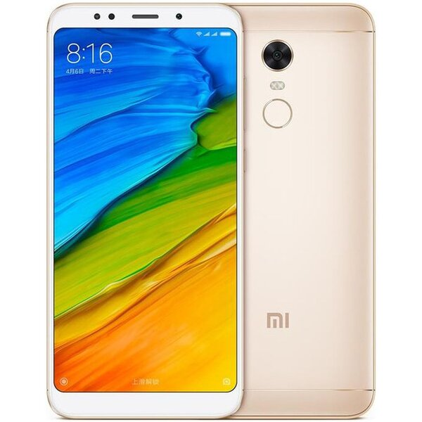 Xiaomi RedMi 5 Plus 32GB Global Zlatá