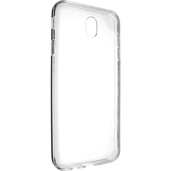 Pouzdro FIXED TPU gelové Samsung Galaxy J7 2017 čiré Čirá