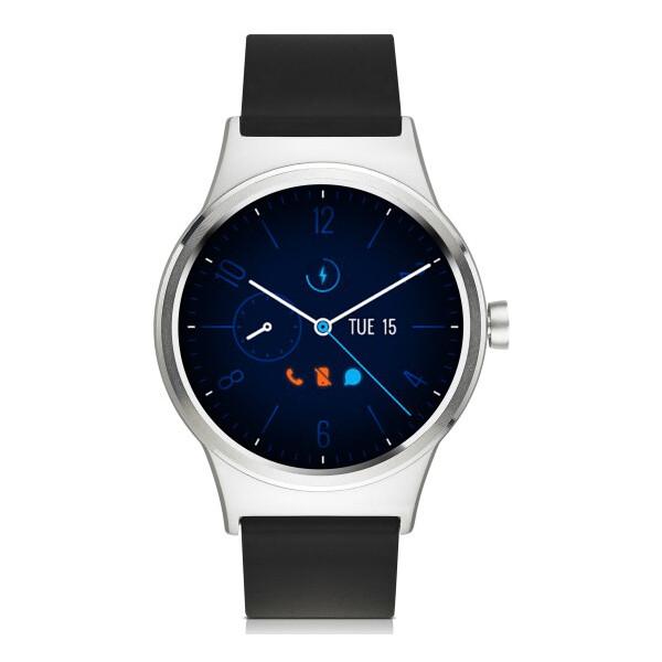 TCL MOVETIME Smartwatch Stříbrná