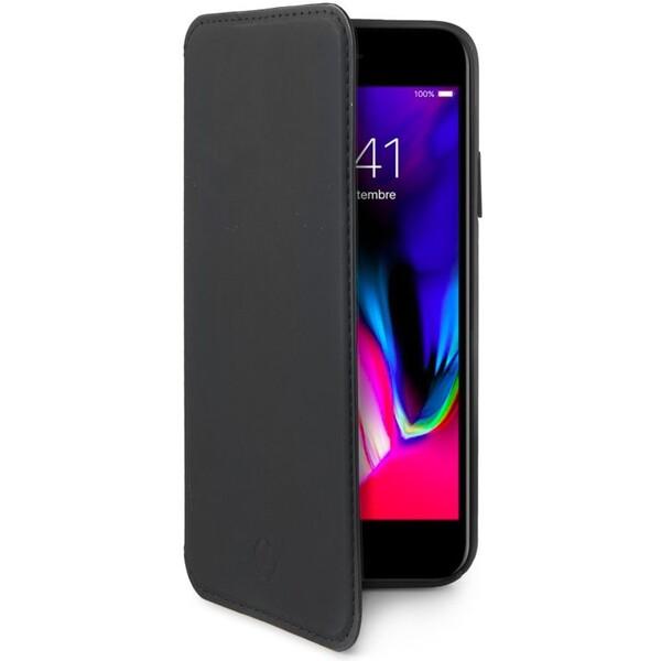 Pouzdro CELLY Prestige Apple iPhone 7/8 černé Černá