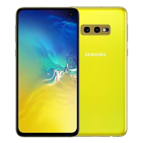 Samsung Galaxy S10e Žlutá