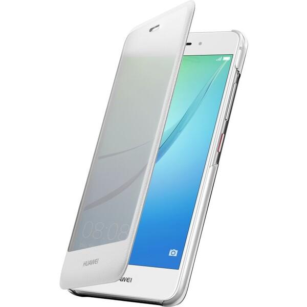 Pouzdro Huawei Smart Cover Nova bílé Bílá