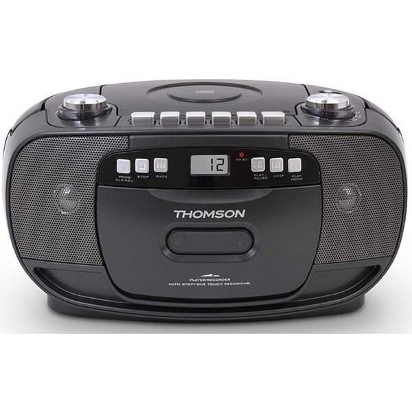 Thomson RK200CD Černá