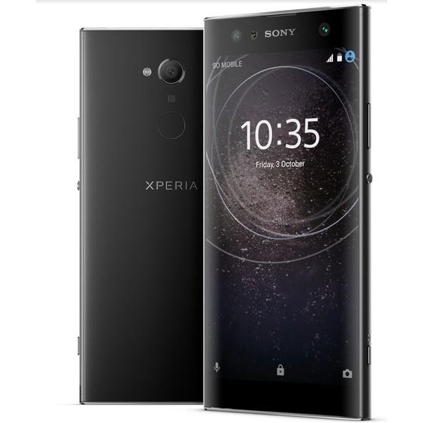 Sony Xperia XA2 Ultra Dual SIM Černá